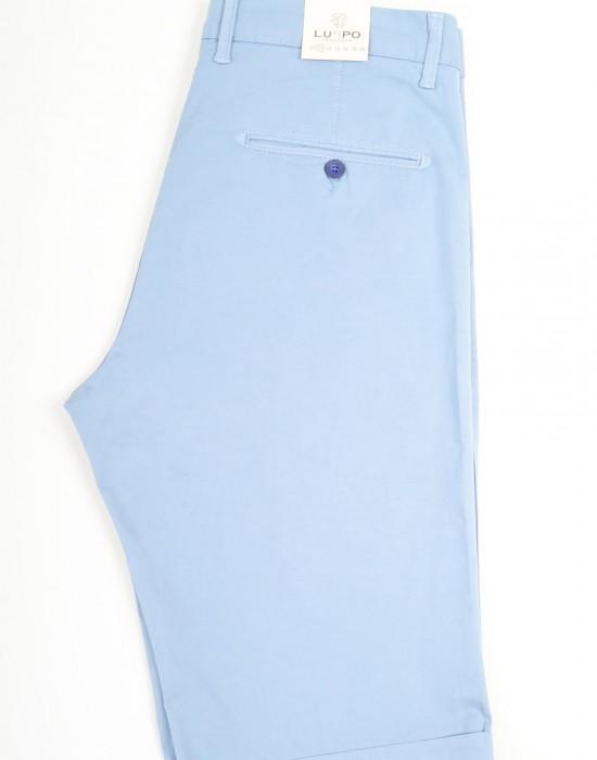 Bermuda Mavi Erkek Şort