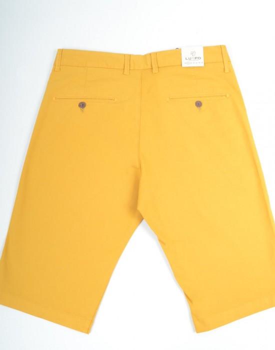 Bermuda Sarı Erkek Şort