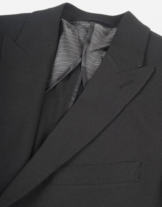 Blazer Siyah Erkek Ceket Çanakkale